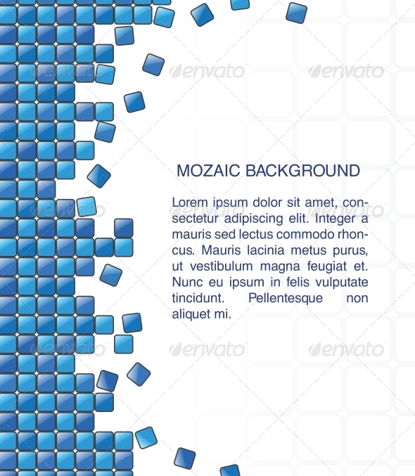GraphicRiver Abstract Mosaic Background 6328599