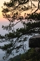 Sunset at Pha Lom Sak cliff in Phu Kradueng, Thailand. - PhotoDune Item for Sale