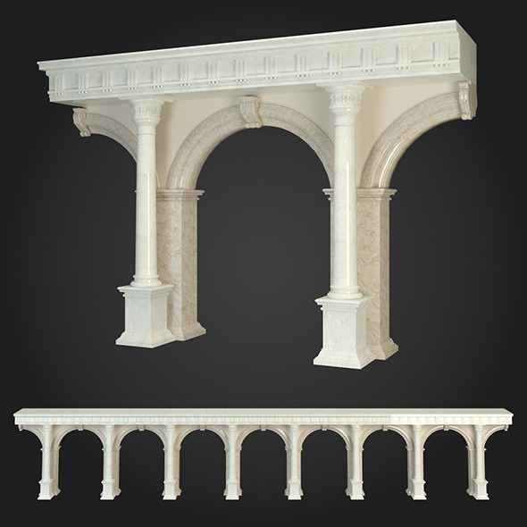Arcade 008 - 3DOcean Item for Sale