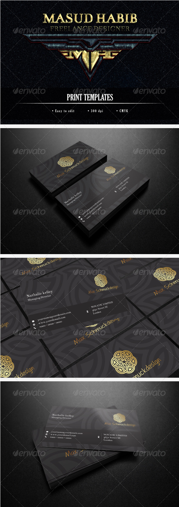 GraphicRiver Corporate Business Card 17 6329087