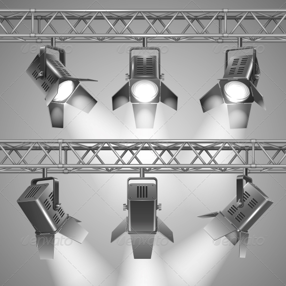 GraphicRiver Show Projectors 6329121