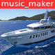 Blue Yacht - AudioJungle Item for Sale