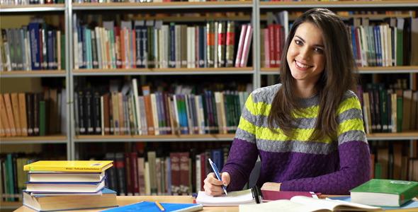 Library Homework
