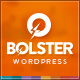 Bolster Music Band Wordpress Theme - ThemeForest Item for Sale