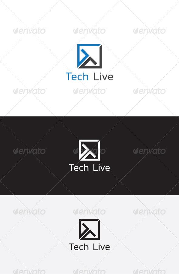 GraphicRiver T Letter Logo Template 6330526