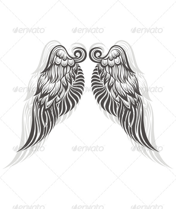 GraphicRiver Wings 6330589