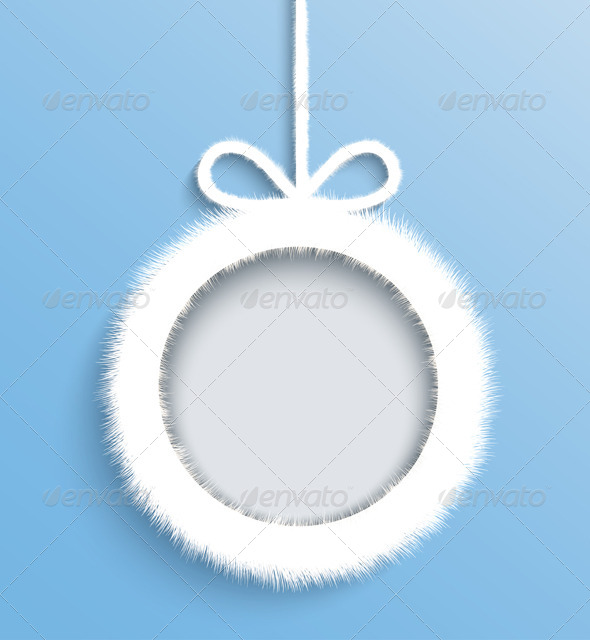 GraphicRiver Christmas Frame 6331913