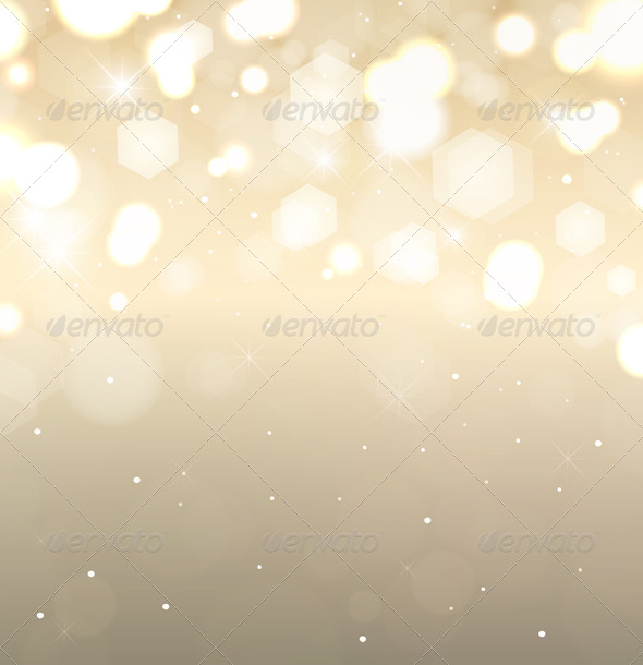GraphicRiver Golden Holiday Background 6332016