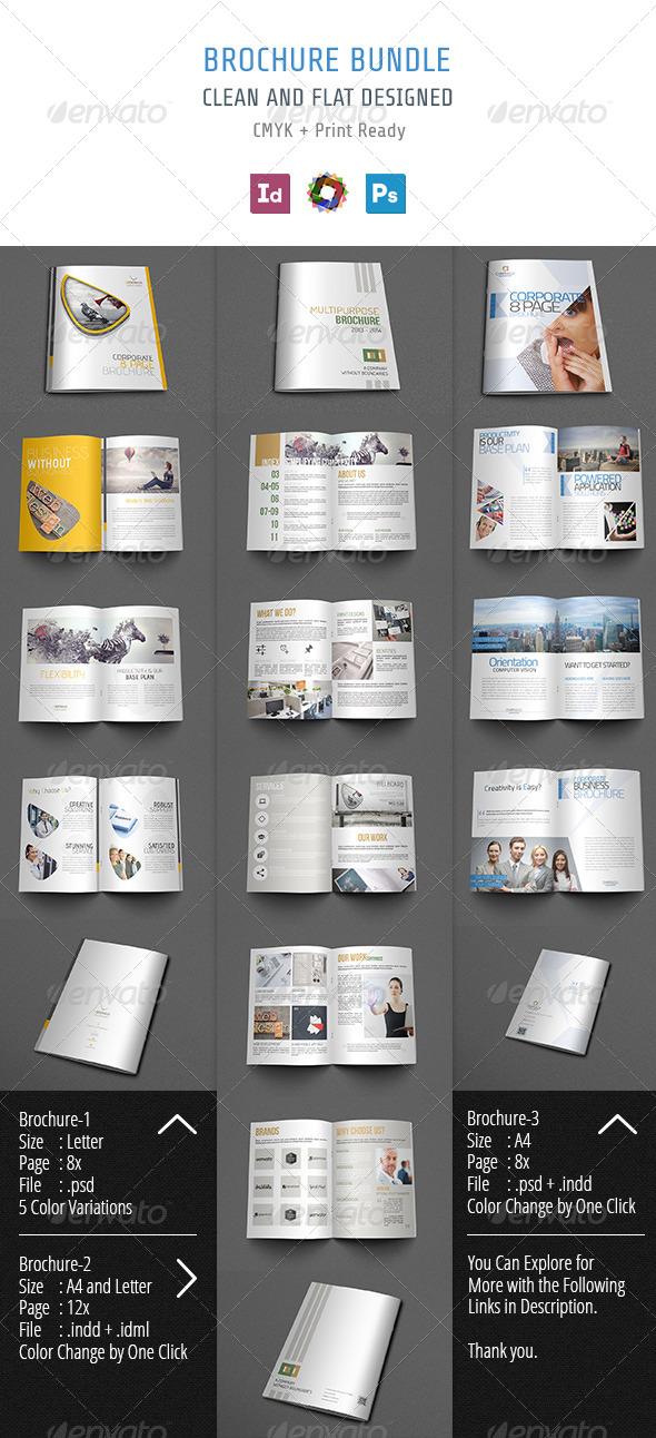GraphicRiver Brochure Bundle 6318243
