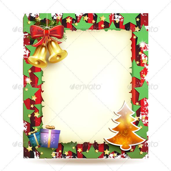 GraphicRiver Christmas Card 6332741