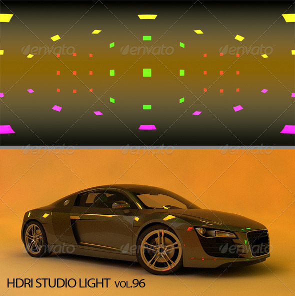3DOcean HDRI Light 96 6333180