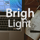 Bright Light Responsive Creative Template - ThemeForest Item for Sale