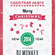 Christmas / New Year Flyer / Poster 3 - GraphicRiver Item for Sale