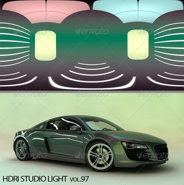HDRI_Light_97 - 3DOcean Item for Sale