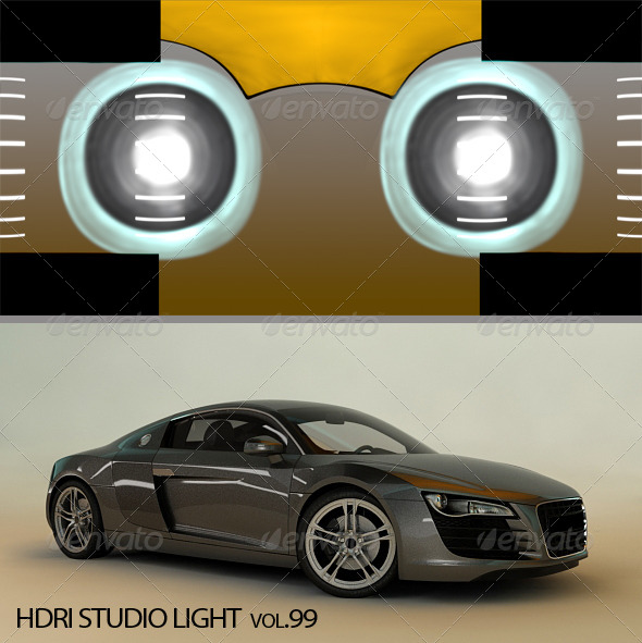 3DOcean HDRI Light 99 6336206