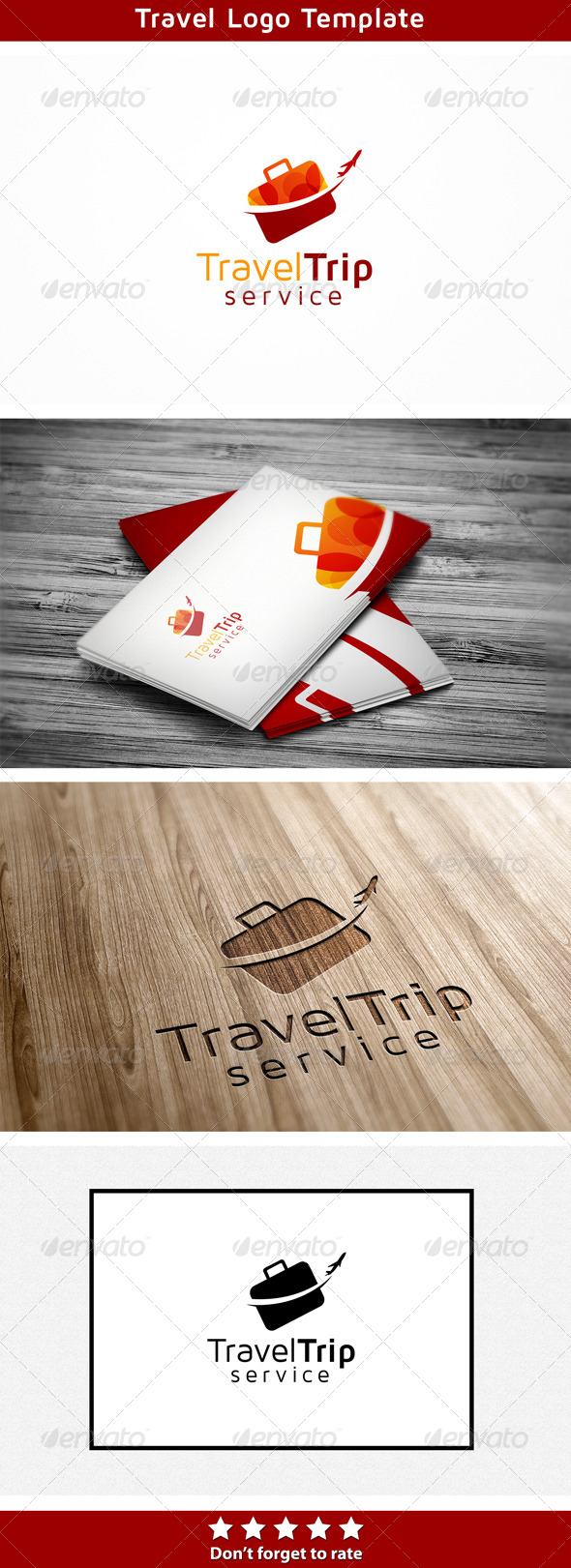GraphicRiver Travel Trip 6336252