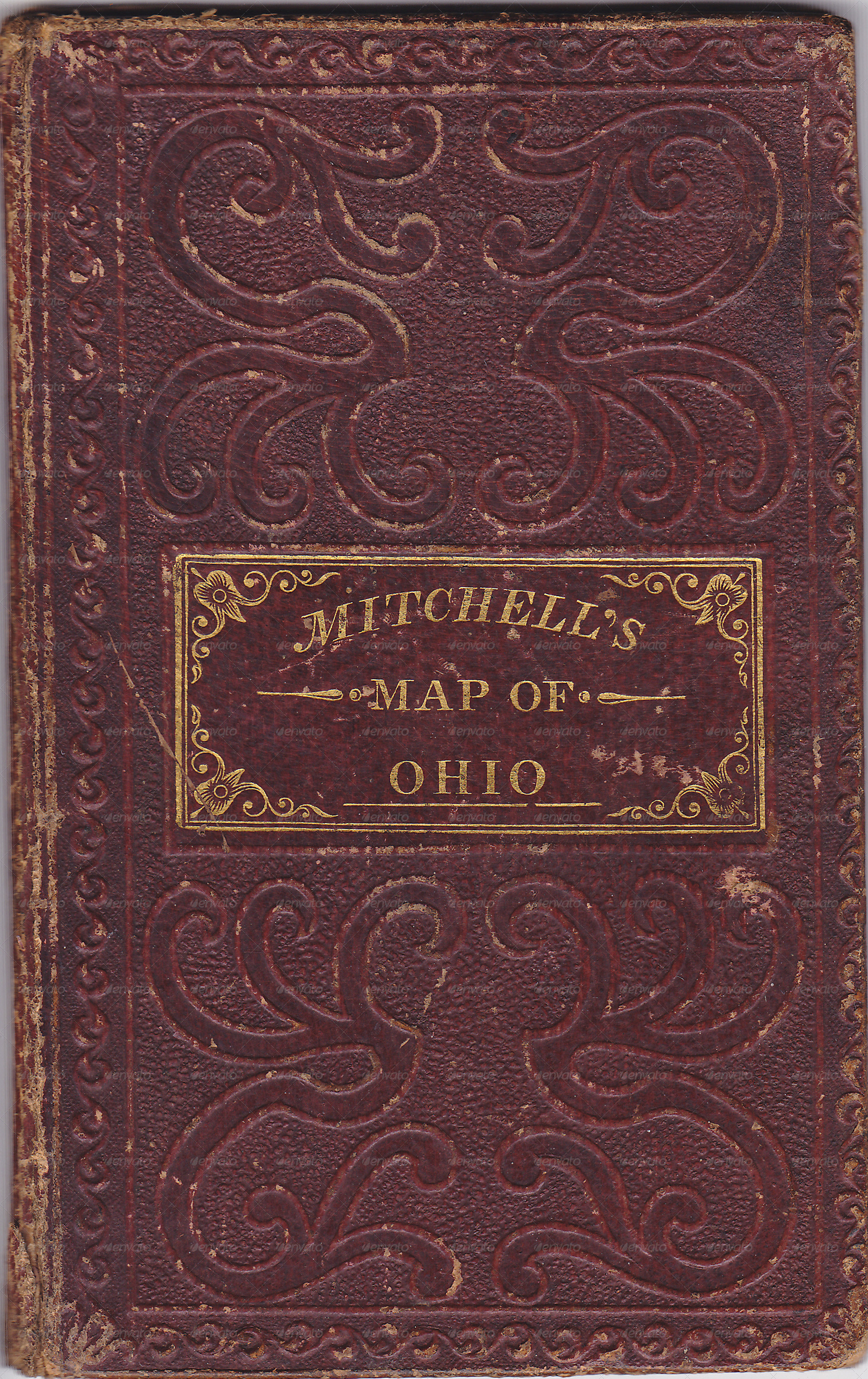 Old Book Cover Images : Antique book cover by beachmedia graphicriver