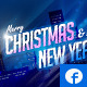 Christmas and New Year Facebook Timeline Pack 04 - GraphicRiver Item for Sale