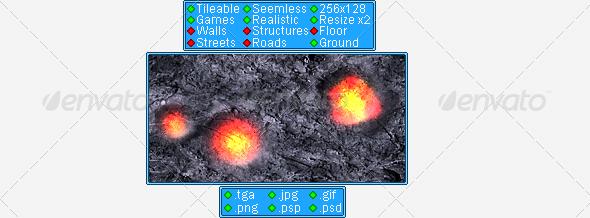 3DOcean Volcanic Territory 6337342