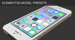 Element3D Models