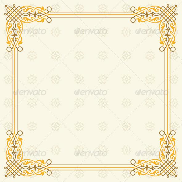 GraphicRiver Elegant Frame 6337669