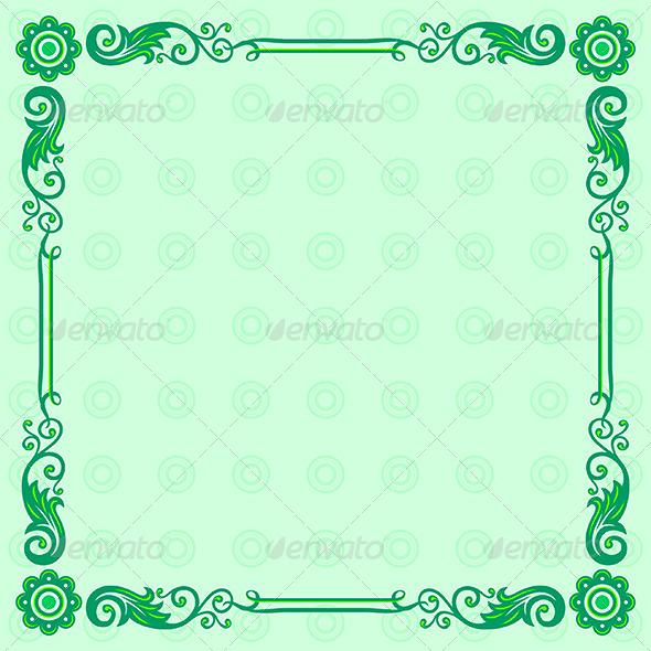GraphicRiver Elegant Frame 6337676