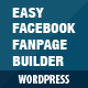 Easy Facebook Fanpage and Promotion Builder - CodeCanyon Item for Sale