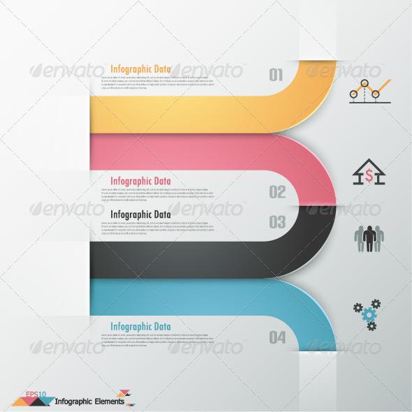 GraphicRiver Modern Infographics Options Banner 6339889