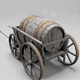 Barrel Carriage