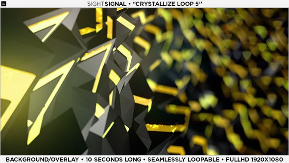 Crystallize Loop 5