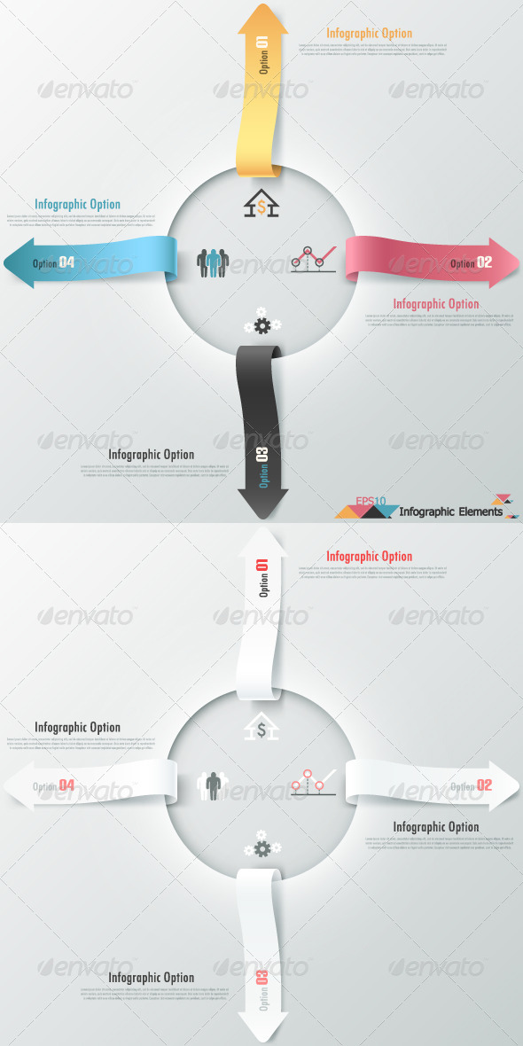 GraphicRiver Modern Infographics Options Banner 6340107