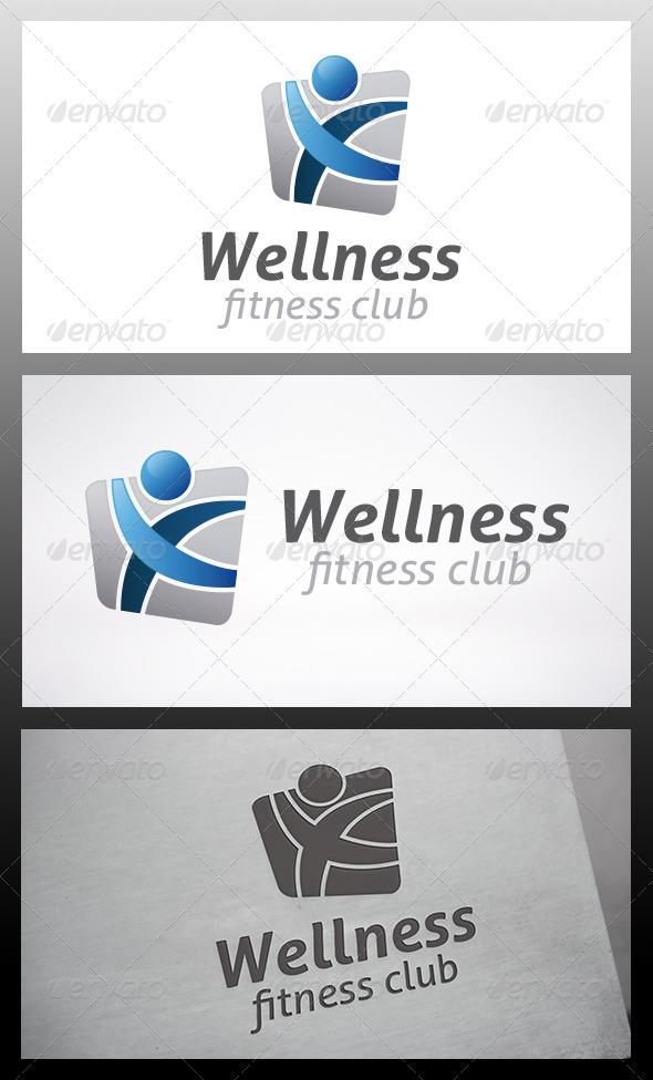 GraphicRiver Fitness Logo 6340896