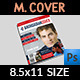News Magazine Cover Template - GraphicRiver Item for Sale