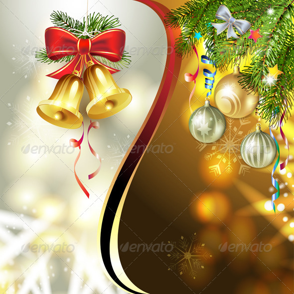 GraphicRiver Christmas Card 6341542
