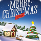 Christmas Greetings Card Template - GraphicRiver Item for Sale
