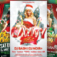 Christmas Party Flyer Bundle - GraphicRiver Item for Sale