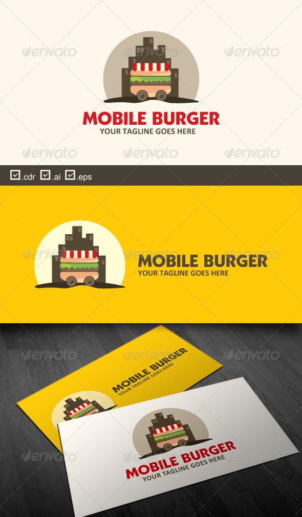GraphicRiver Mobile Burger 6342025