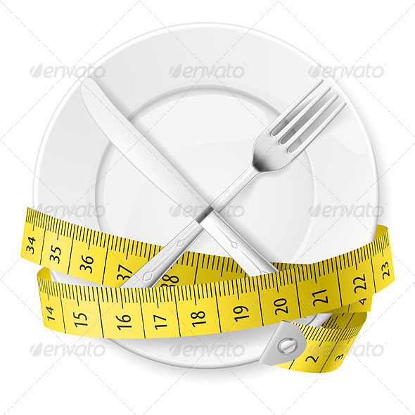 GraphicRiver Diet Concept 6342609
