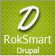 RokSmart - 响应多用途的Drupal主题 - Drupal的CMS主题