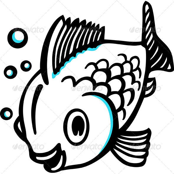 GraphicRiver Big Fish 6342877