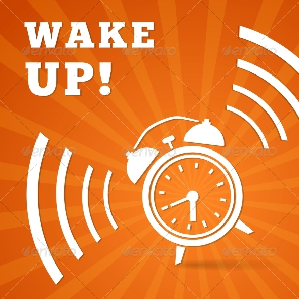 GraphicRiver Wake Up Alarm 6343034