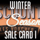 Winter Sales Card I - GraphicRiver Item for Sale