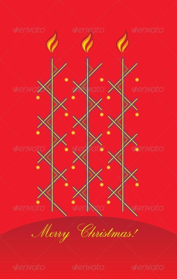 GraphicRiver Merry Christmas Card 6344099