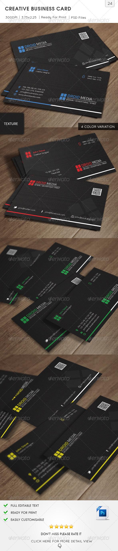 GraphicRiver Creative Business Card v23 6344162