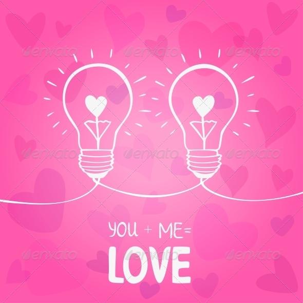 GraphicRiver Bulb Love 6344294