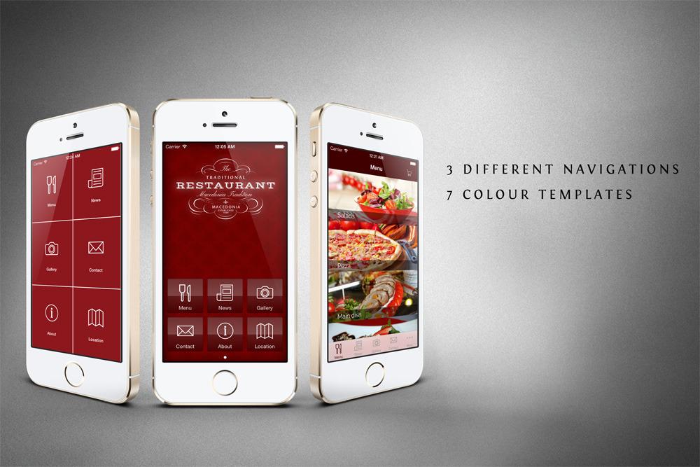 Dating cafe mobile app