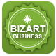 Bizart Corporate Newsletter Template - GraphicRiver Item for Sale