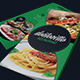 Dortoretto Brochure restaurant - GraphicRiver Item for Sale