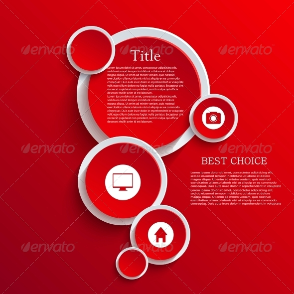 GraphicRiver Vector Infographic Background Design 6346192