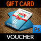 Gift Voucher Card Template Vol. 8 - GraphicRiver Item for Sale